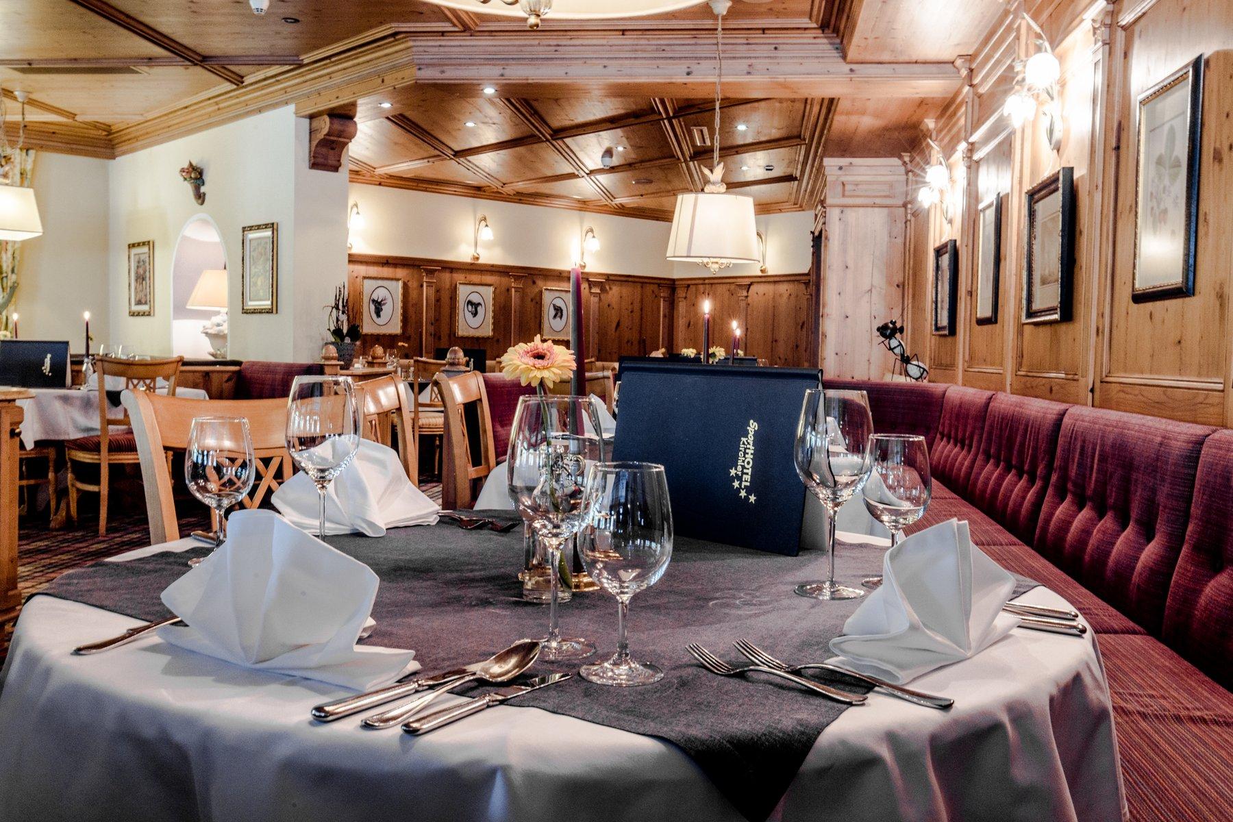 Sporthotel Kirchler Restaurant