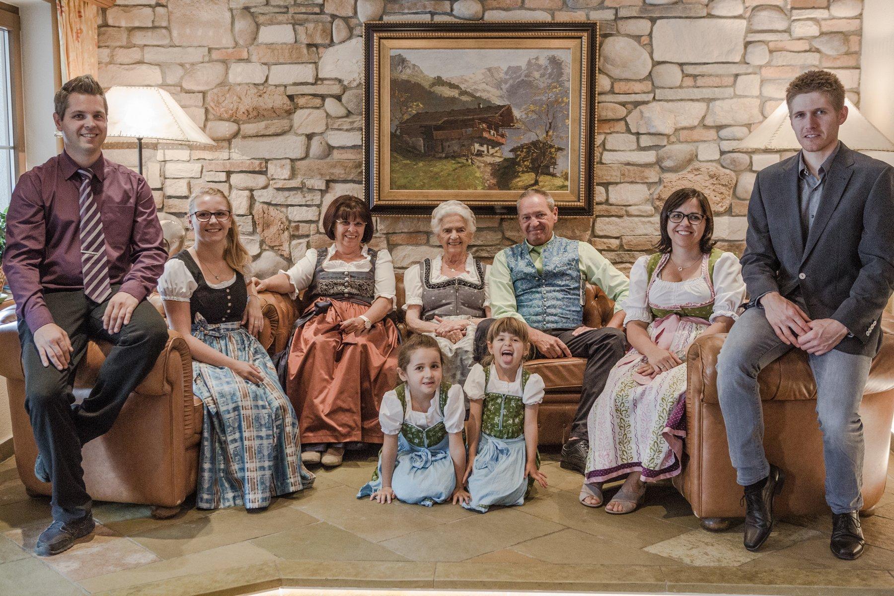 Sporthotel Kirchler Familie