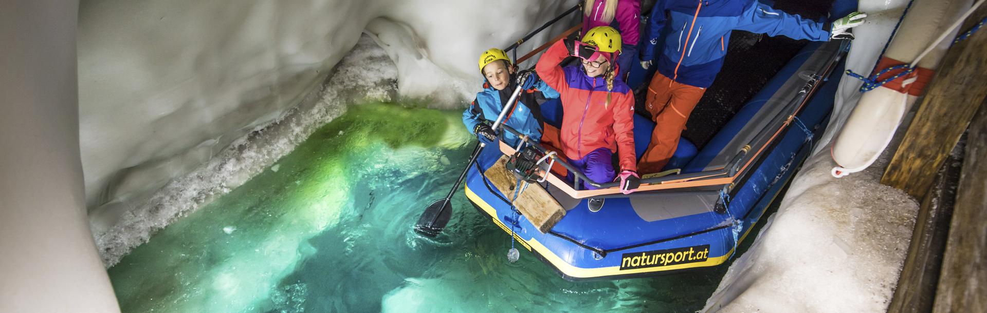 Natur Eis Palast Hintertux