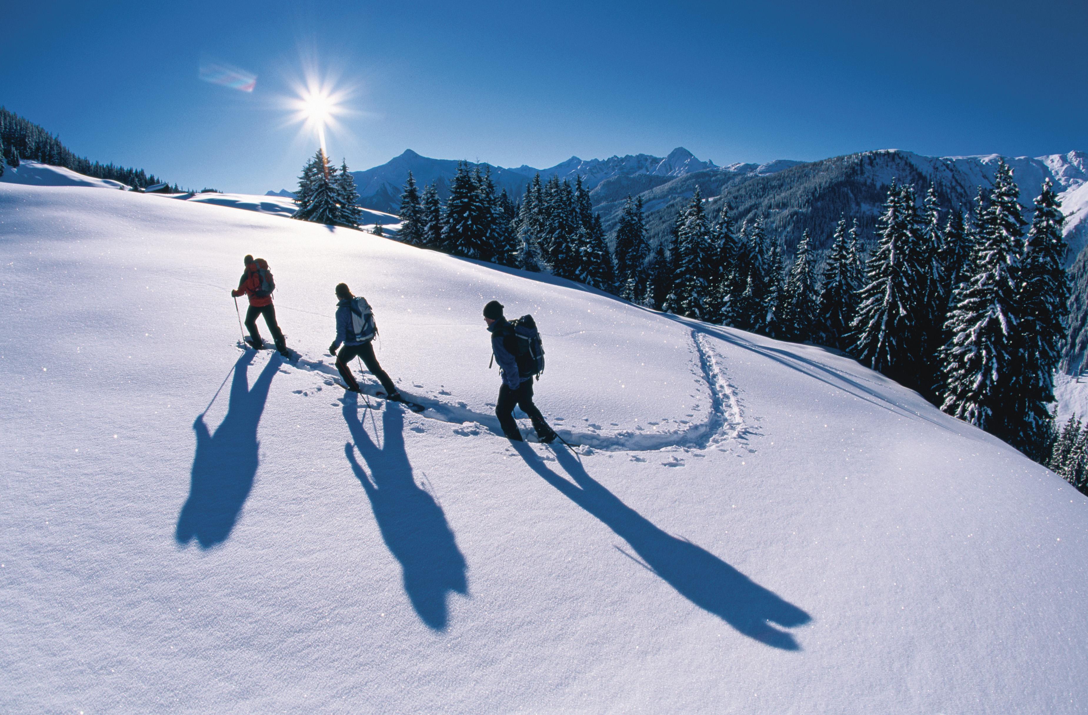 Skitouren Tux-Finkenberg